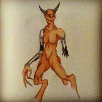 demon guy by bethxbeth