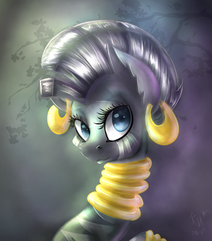 Zecora [Speedpaint Version is finally out!] by Giumbreon4ever