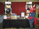 Creature Con Setup by DragonCid