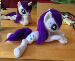 Rarity beanie by Epicrainbowcrafts