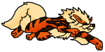 OC Clearout - Pokemon - Arcanine - Adopted by Feralx1