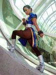 Chun Li Street Fighter Cosplay by lenity