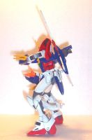 MG God Gundam Side by HDorsettcase