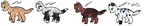 Warrior cats Adopts : Set price by ThePotato-Queen