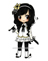 Gaia Avi Art: chibi cute Sora by sorahanaki