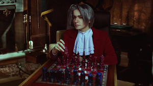 Miles Edgeworth cosplay [7/13] by Jehan-Lavellan