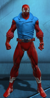 Scarlet Spider (DC Universe Online) by Macgyver75