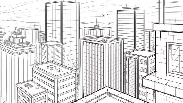 how to draw perspective in vectorworks