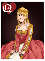 FT: Queen of Hearts by Yaushie