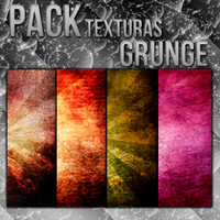 Pack de Texturas Grunge by ferrugel