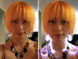 Lightbulb Earrings by Reitanna-Seishin