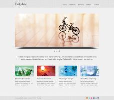 Free HTML Template by elemis
