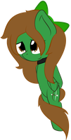 [Gift] OC - Green Mare by phin-the-pie