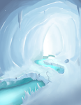 Ice Cave by NicoValdez