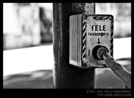 TELEtransPORTATION by eXcer