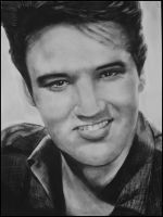 Elvis by candysamuels