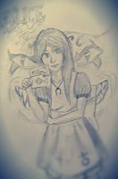 American Mcgee's Alice by wazizup151
