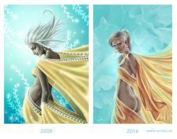 Flow of Life 2008 - 2016 by vervex