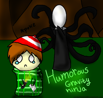 Fanart For Humorousgravityninja by PI0SON