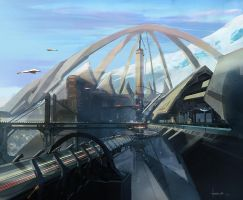 Opera transport center by FotoN-3
