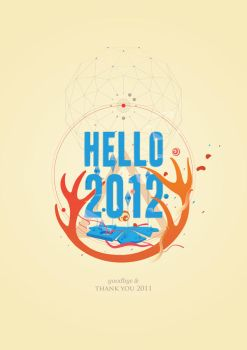 hello 2012 by iqx