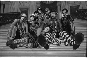 Clowns in CIty Hall. by Ivan-T3