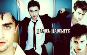 wallpaper : Daniel Radcliffe by YunaHeileen