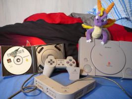 time to play playstation by victorymon
