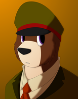 The most perfect muzzle I've ever made. by wakato