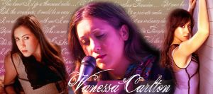 Vanessa Carlton Wallpaper by fdty