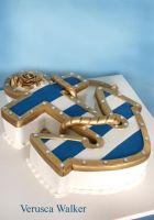 anchor cake by Verusca