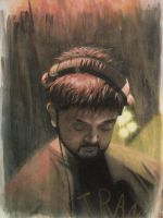 Nujabes painting by peedro14