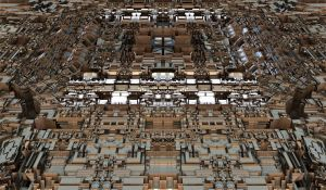 Industrial complexity by Vidom