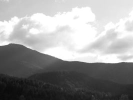 cascade mountain by crazytmac