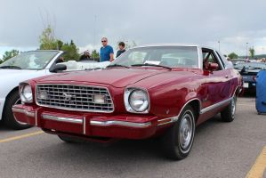 Mustang II by KyleAndTheClassics