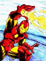 Iron Man by DW-DeathWisH
