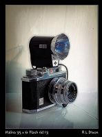 Halina and Agfa (Vintage) rld 13 dasm by richardldixon