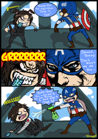 Bad Bucky by omegacent