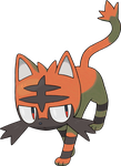 Fan-Shiny Litten by Kostyurik