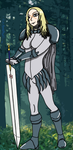 Claymore - Miria by Demon-Without-Horns