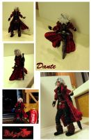 Dante - Devil May Cry by JadeDragonne