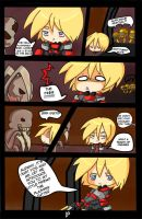Chibi Dead Space Chapter 1 P5 by SheriffGraham