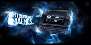 Nokia N900 Maemo by SykoraLukas