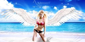 Hot Angel by annemaria48