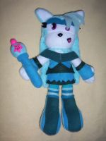 STARLIGHT DANA PLUSHIE by Victim-RED