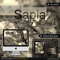 Sapia - Wallpaper Pack by GamerWorld14