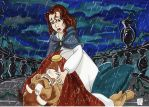 Beauty and the Beast by Lady-Valesya