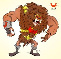 Evil Horde: Grizzlor by Themrock