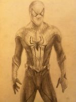 The Amazing Spider-Man 2012 by DeVianThaI