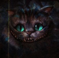 Cheshire Cat by jjmaclean